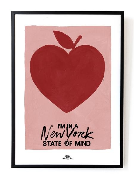 Hotel Magique NY State of Mind Print